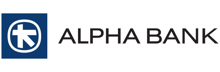 This is the logo of Alpha Bank