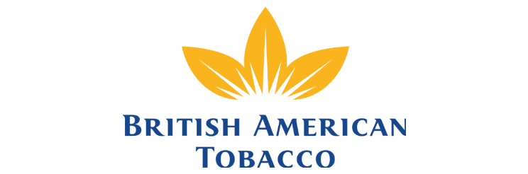 This is the logo of the company British American Tobacco