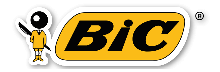 This is the logo of the company Bic