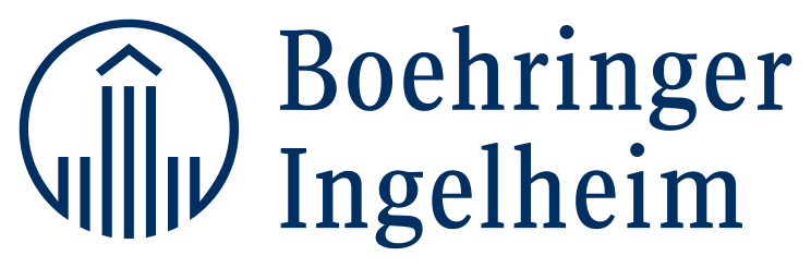 This is the logo of the company Boehringer Ingelheim