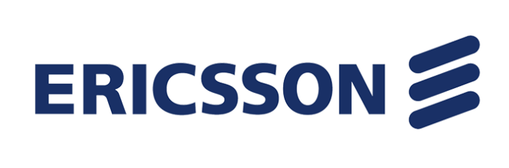 This is the logo of the company Ericsson