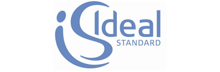 This is the logo of the company Ideal Standard