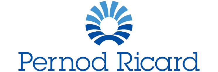 This is the logo of the company Pernod Ricard