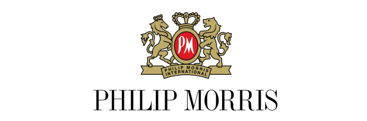 This is the logo of the company Philip Morris