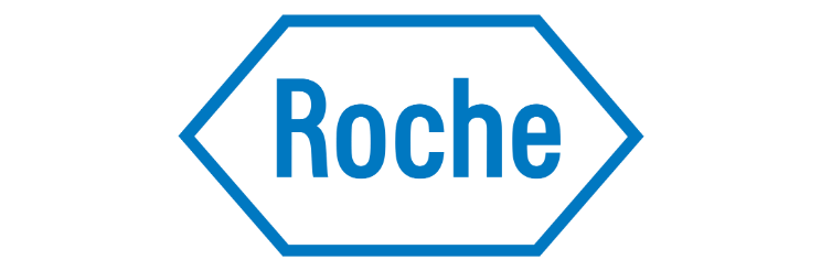 This is the logo of the company Roche