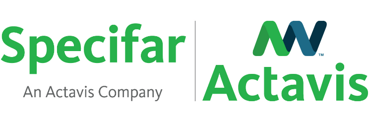 This is the logo of the company Specifar